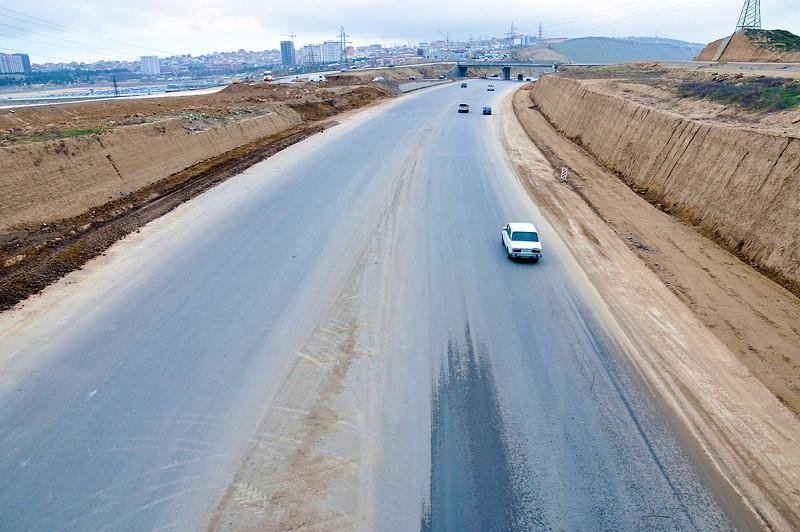 Azerbaijan - Baku Bypass Highway image 1