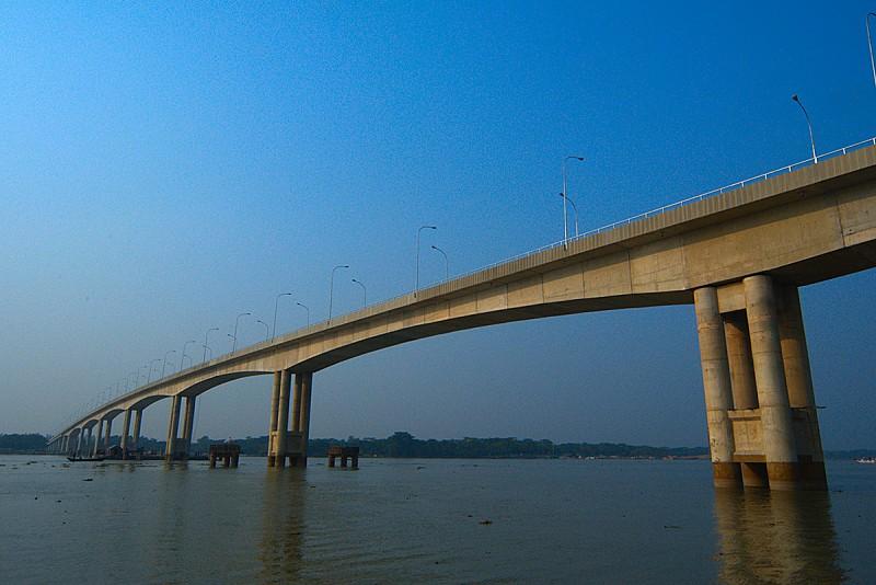 Dapdapia Bridge - Bangladesh image 1