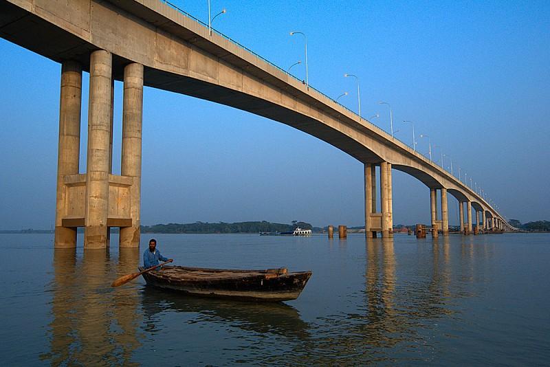 Dapdapia Bridge - Bangladesh image 2