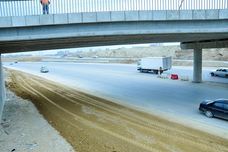 Azerbaijan - Baku Bypass Highway image 2