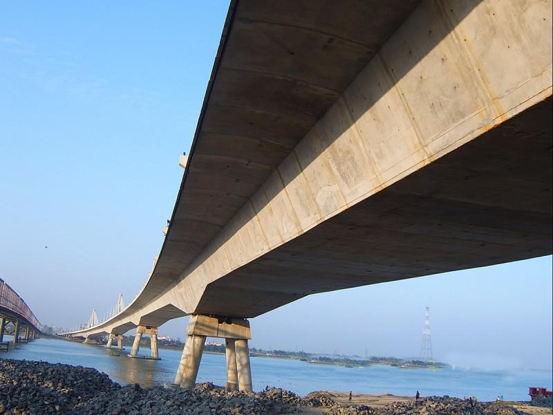 Karnaphuli Bridge, Bangladesh image 1
